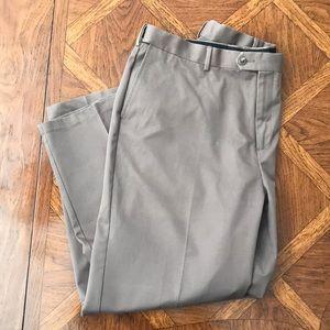 Croft & barrow tan dress pants